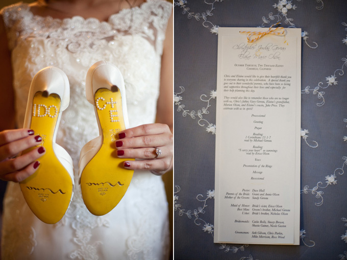 Yellow and gray diy wedding glamour grace with junglespirit Image collections