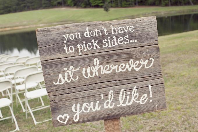 A DIY Southern Backyard Wedding