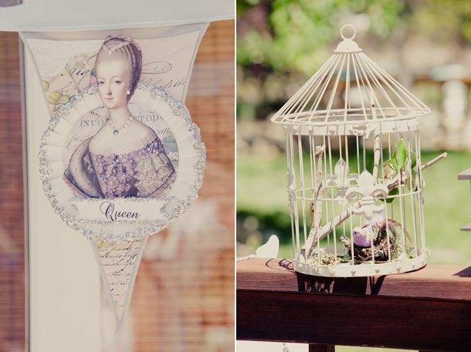 Marie Antoinette Bridal Shower Glamour Amp Grace