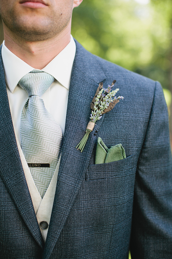 Rustic Lavender Handmade Wedding Glamour Amp Grace