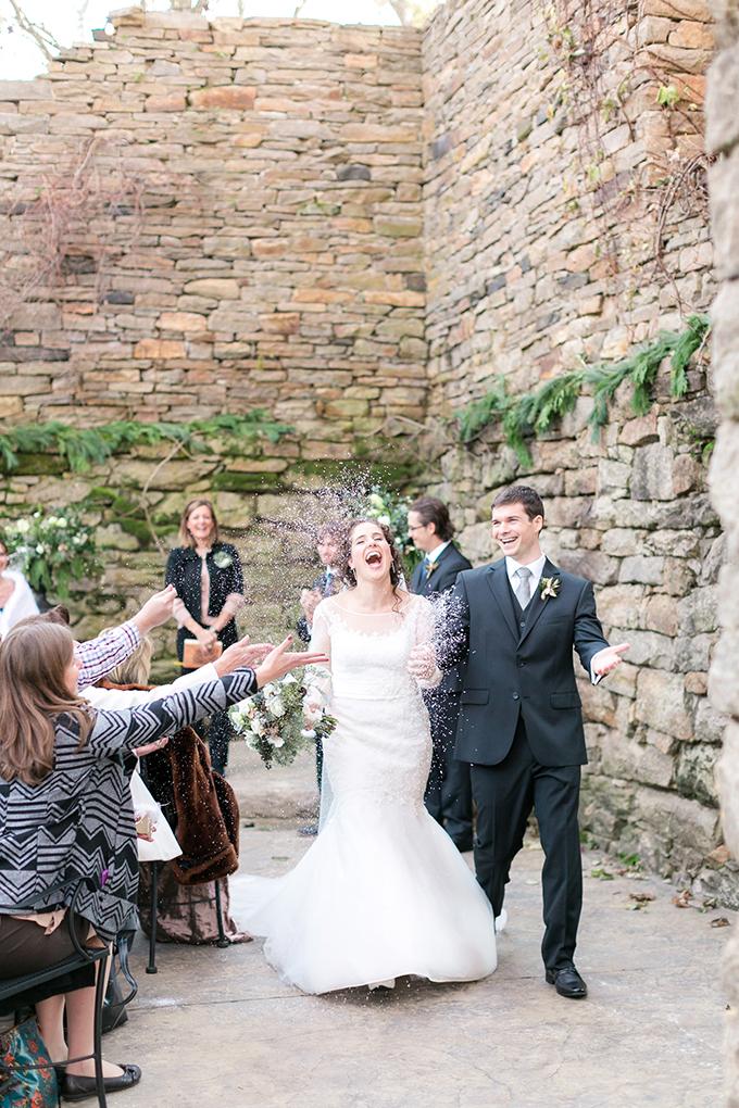 Eclectic Backyard Wedding